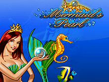 Слот Вулкан Mermaid's Pearl Deluxe