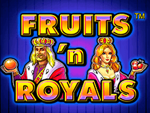 Fruits And Royals Вулкан