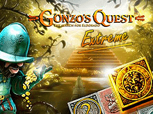 Gonzo's Quest Extreme Вулкан